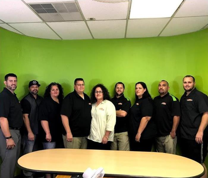 SERVPRO Family, SERVPRO of North Central Mesa
