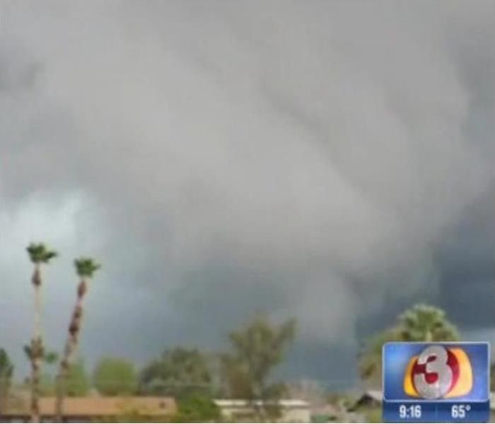 Storm Damage Tornadoes in Arizona? Here's what to do!