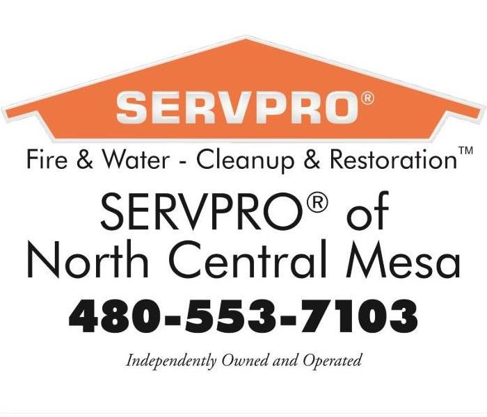 Commercial Services for SERVPRO of North Central Mesa