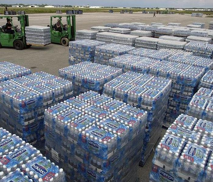 Water Damage 2019 Hydration Campaign for Mesa Arizona