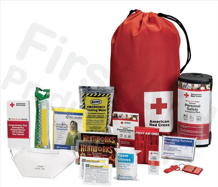 Community Are you Red Cross Ready?