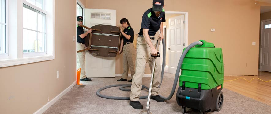 Mesa, AZ residential restoration cleaning